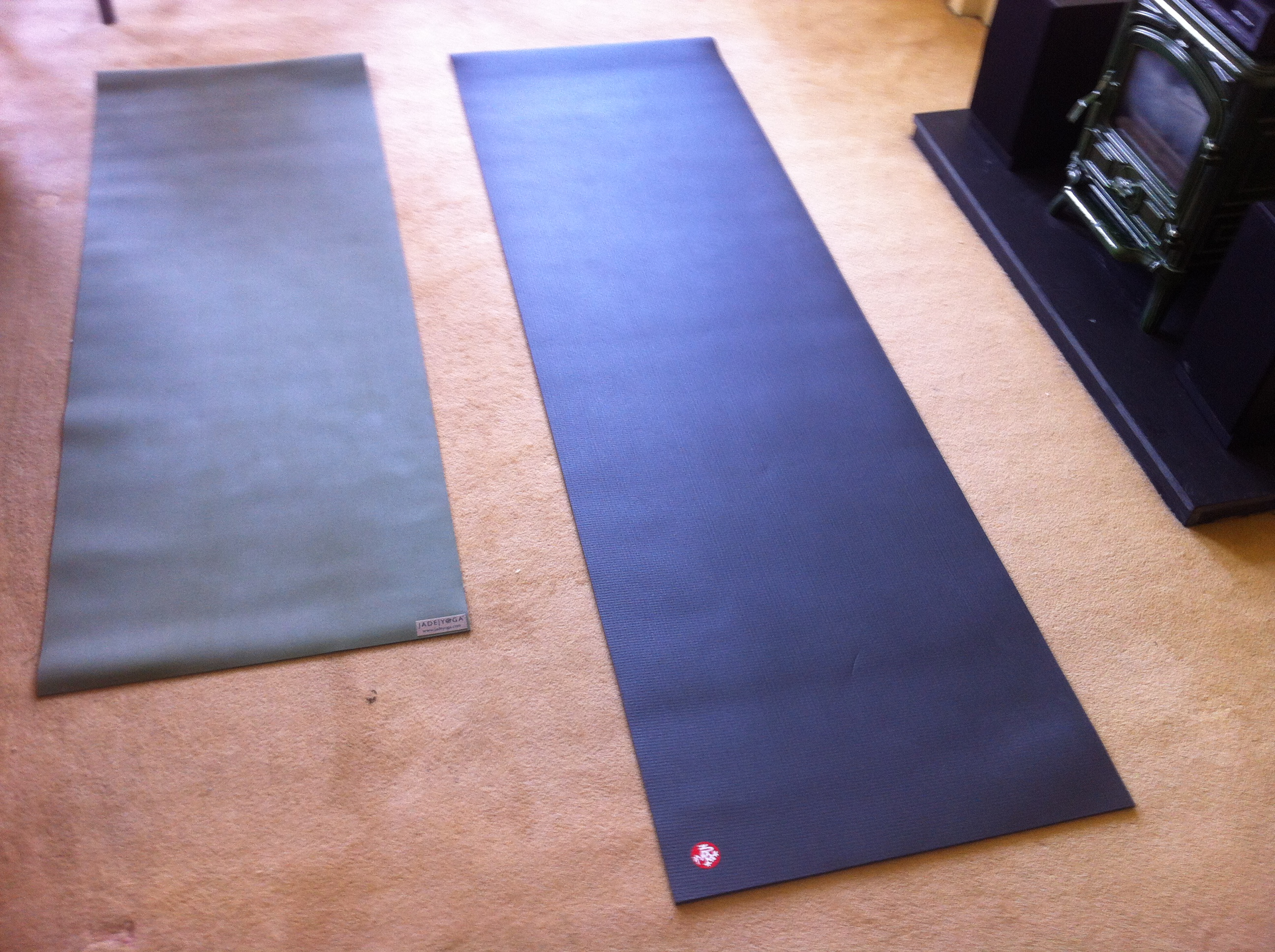 Find Your Soul Mat 4 Sticky Mats Tested Yogalen