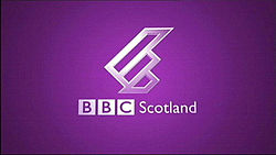 BBC Scotland! On your mats, get set -
