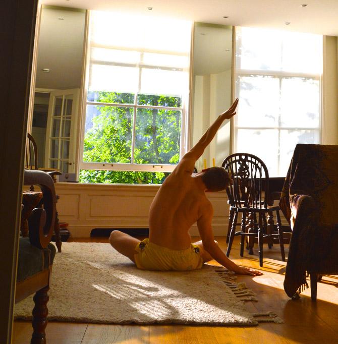 Yoga in Amsterdam, yoga in Glasgow